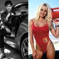 Pamela Andèrson e Luca Di Carlo si divertono nel web