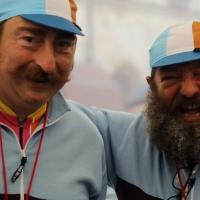 Fumetti e pedali: due iniziative di ciclismo storico firmate La Chianina