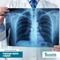 Radiologia digitale e tradizionale | Gruppo Sanem