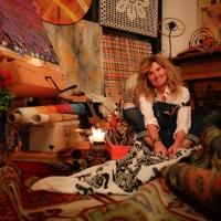 Tgcom24: la pittrice e scultrice di Spoleto Arte Daniela Rebuzzi