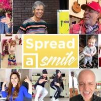 """Artisti di successo si uniscono per """"Diffondere un Sorriso e Stare Bene"""""""