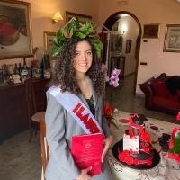 - Mariglianella, Congratulazione del Sindaco Felice Di Maiolo alla neolaureata Dott.ssa Rosa Di Monda.