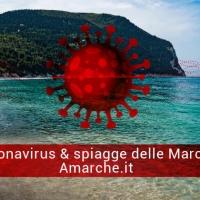 Mare e coronavirus: si potrà andare in spiaggia nelle Marche?