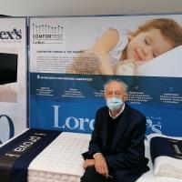 L'esperienza di Lordflex's per l'emergenza Coronavirus: 100mila mascherine al giorno, certificate e di qualità