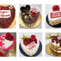 Sei torte dai nomi di madri famose nella cultura pop, l'idea della Pasticceria Seccia per la festa della mamma