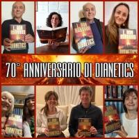 70° anniversario di Dianetics - Il libro di L. Ron Hubbard pubblicato il 9 maggio 1950