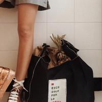 #ESCOSOLOPER: LA SHOPPING BAG FIRMATA ELLEMENTI