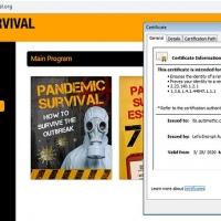 Contraffatti i siti di CNN, CNBC e People Magazine per promuovere un falso libro di sopravvivenza alla pandemia