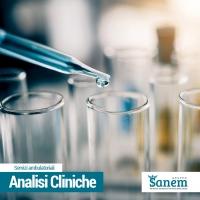 Analisi cliniche a Roma – Poliambulatori Gruppo Sanem