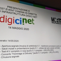 Presentato sistema italiano alternativo al satellite per l'Event Cinema in diretta