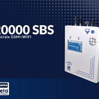 Presentata nuova centrale di allarme 20000 sbs