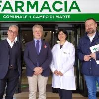 """Farmacie Comunali, un bilancio del 2019 con il segno """"più"""""""