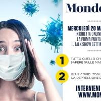 Buona Salute: mascherine e blue covid - 20 Maggio 2020