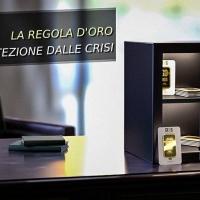 La regola d'oro della protezione dalle crisi