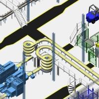 Progettare impianti o fabbriche di qualsiasi dimensione con elevate prestazioni