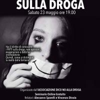 Mondo Libero dalla Droga non ferma la lotta alla droga