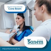 CONE BEAM (CBCT) | Tomografia computerizzata Dentale,  un esame rapido e sicuro presso il Sanem 2001