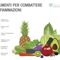 Dieta, infiammazione e sistema immunitario.