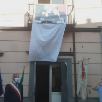 - Italia, Sicilia, Capaci, 28 anni fa Strage di mafia.La Commemorazione di Brusciano, Napoli. (Scritto da Antonio Castaldo)