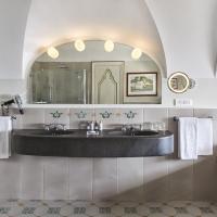 A Palazzo Avino brilla la serie Roma di Rubinetterie Stella