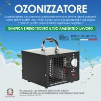 Ozonizzatore - Sanifica e rendi sicuro il tuo ambiente di lavoro | Romautomotive
