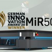 IL MIR500 VIENE ELETTO VINCITORE DEL GERMAN INNOVATION AWARD 2020