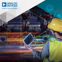 Analog Devices presenta il primo I/O industriale configurabile per smart building e automazione industriale
