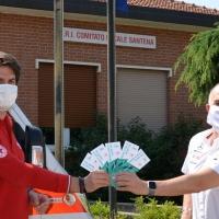 Petronas Lubricants a sostegno della Croce Rossa di Piemonte e Lombardia