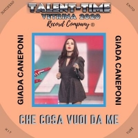 LE INTERVISTE DI TALENT-TIME: GIADA CANEPONI