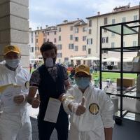 Scientology diffonde prevenzione al contagio