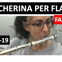 Mascherine anti covid-19 per flauto e altri strumenti a fiato