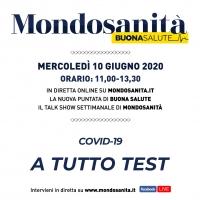 Buona Salute: COVID-19 A TUTTO TEST. Quali sono i test sierologici migliori?