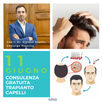 OPEN DAY TRAPIANTO DI CAPELLI