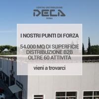 Pronto moda ingrosso Roma - Centro Deca 54.000 Mq di scelta!
