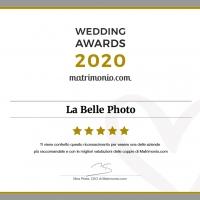Fotografo Internazionale Fedele Forino Vincitore del Premio Wedding Award 2020