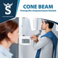 Cone Beam | dose di radiazioni bassa, esame rapido e sicuro | Poliambulatorio Sanem
