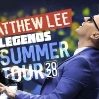 ‹‹Legends›› di Matthew Lee Anche In Sicilia
