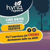HYRIA SPACE: NASCE HYRIA-CINE DRIVE, IL PRIMO DRIVE-IN DELL'AGRONOLANO.