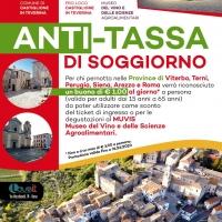 Arriva l'anti-tassa di soggiorno per agevolare il turismo di prossimità.