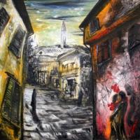 La pittura di Davide Romanò nella metamorfosi cromatica