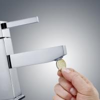 Coin Slot di NEOPERL®. L'aeratore che semplifica la manutenzione periodica
