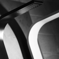 La #doccetteria Damast sceglie l'acciaio inossidabile: robusto, ecologico, salutare ed eterno.