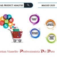 Maggio 2020: 13 prodotti analizzati del mondo Retail