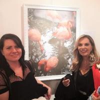 Valentina Puccio di Spoleto Arte al Tgcom24: la Cyber Art e l'iperrealismo