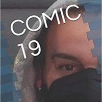 Andrea Magini presenta il suo nuovo libro COMIC 19