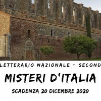NPS lancia il concorso letterario Misteri d'Italia