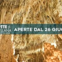 Le Grotte di Castellana riaprono il 26 giugno