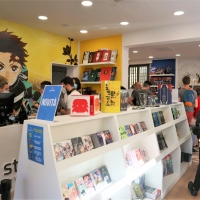 L'emergenza coronavirus non ha fermato la cultura, Star Shop apre una nuova libreria di fumetti