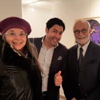 Giuliana Maddalena Fusari al Tgcom24, l'intervista di Spoleto Arte