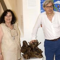 Spoleto Arte: l'artista Maria Petrucci in un'intervista